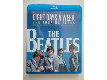 THE BEATLES - EIGHT DAYS A WEEK    THE TOURING YEARS