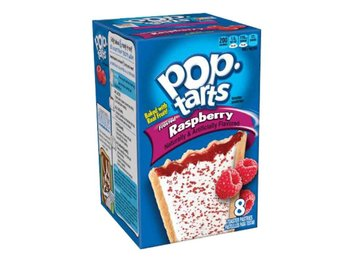 Pop-Tarts Frosted Raspberry 416g