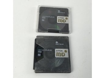TDK, Minidisc-spelare, Recordable MD 74