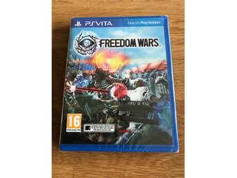 Freedom Wars Playstation VITA PS