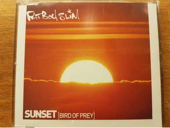 FAT BOY SLIM – Sunset [Bird Of Prey] CD-singel