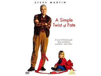 En pappa för mycket / A simple twist of fate (1994) Steve Martin, Gabriel Byrne