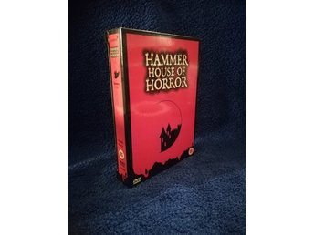 Hammer - House of horror - 4 disc box set DVD BOX