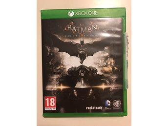 Batman Arkham Knight - Xbox Ome