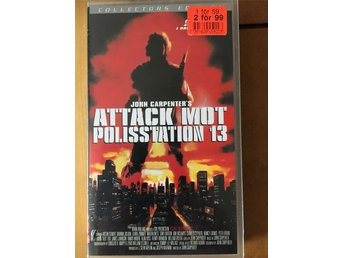 Attack mot polisstation 13 (1976) - John Carpenter