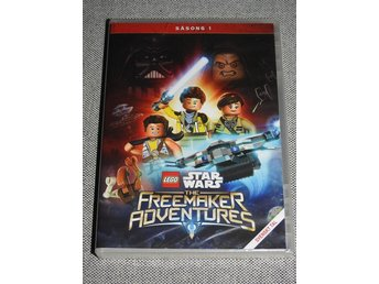 Lego Star Wars - The Freemaker Adventures INPLASTAD DVD Säsong 1