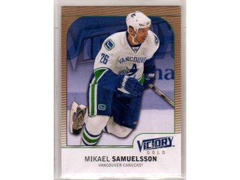 2009-10 Upper Deck Victory Gold #298 Mikael Samuelsson