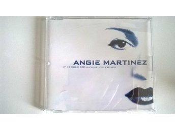 Angie Martinez - If I Could Go, CD
