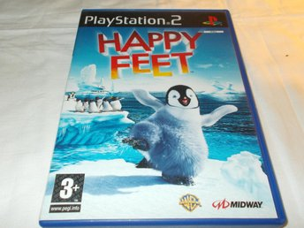 Happy Feet till Playstation 2 PS2 PAL