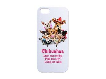 Hund Chihuahua IPhone 5 skal / mobilskal, hund present - Karlskrona - Hund Chihuahua IPhone 5 skal / mobilskal, hund present - Karlskrona