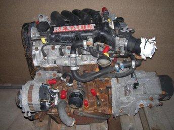 Motor till Renault 5 GTE - Lenhovda - Motor till Renault 5 GTE - Lenhovda