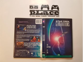 Star Trek Generations DVD