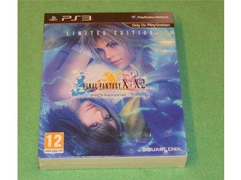 Final Fantasy X/X-2 HD Remastered PS3 NYTT - Norrtälje - Final Fantasy X/X-2 HD Remastered PS3 NYTT - Norrtälje