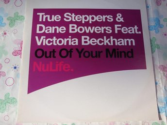 "TRUE STEPPERS & DANA BOWERS feat VICTORIA BECKHAM 12"" PROMO"