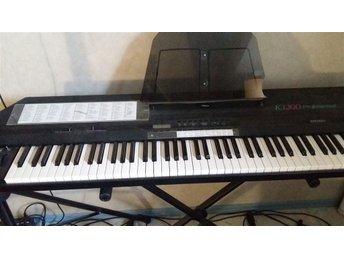 Keyboard Kurzweil K1200 Professional, 88 tangenter - från 1989, ej rytm funktion - Sturefors - Keyboard Kurzweil K1200 Professional, 88 tangenter - från 1989, ej rytm funktion - Sturefors