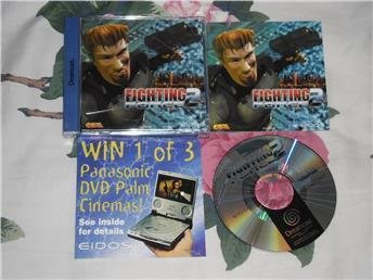 1KR! Sega Dreamcast Fighting Force 2 II