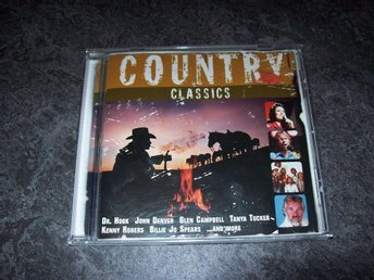 CD Country Classics