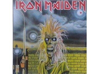 Iron Maiden title* Iron Maiden* Heavy Metal Netherlands LP - Hägersten - Iron Maiden title* Iron Maiden* Heavy Metal Netherlands LP - Hägersten