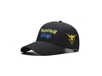 Keps Kepsar Hatt Hat Cap - Pokemon Go - Hel svart - Uddevalla - Keps Kepsar Hatt Hat Cap - Pokemon Go - Hel svart - Uddevalla