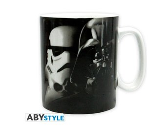 Mugg - Star Wars - Vader and Troopers (ABY135)