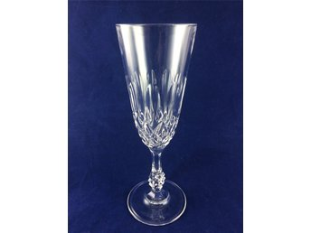 Champagne glas kristall