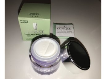 Clinique RepairWear Laser focus Wrinkle correcting Eye cream 15 ml OÖPPNAD