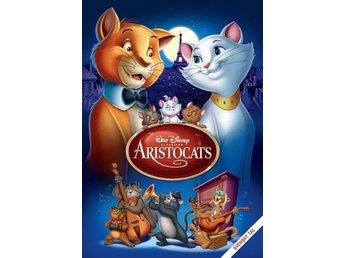 Aristocats (DVD) . Inplastad disney klassiker nr 20 - Götene - Aristocats (DVD) . Inplastad disney klassiker nr 20 - Götene