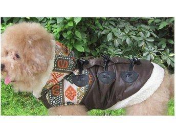 Hund kläder Vattenavvisande Täcke BRUNT /Rygg 43 cm UTFÖRSÄLJNING! - Hässleholm - Hund kläder Vattenavvisande Täcke BRUNT /Rygg 43 cm UTFÖRSÄLJNING! - Hässleholm