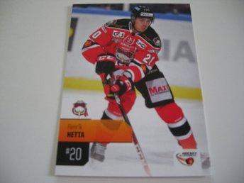 Hockeyallsvenskan 14/15 #HA-156 Henrik Hetta - Malmö - Sundsvall - Hockeyallsvenskan 14/15 #HA-156 Henrik Hetta - Malmö - Sundsvall