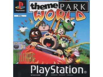 Theme Park World - Playstation PS1