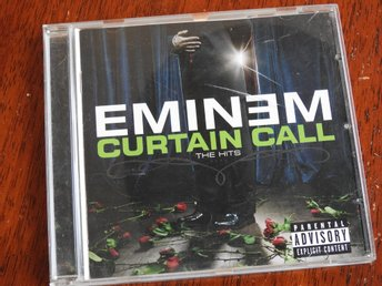 Eminem - Curtain Call CD The Hits