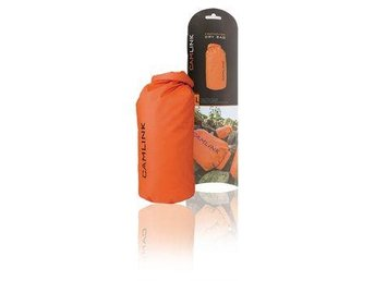 Camlink Outdoor Dry Bag Orange/Svart 10 l