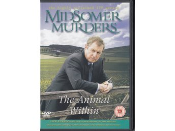 Midsomer Murders The Animal Within 2007 DVD