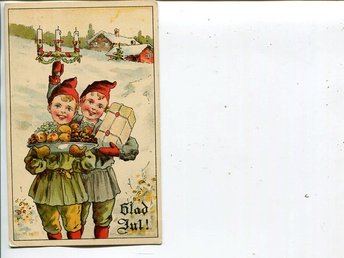 NM (Max Hänel) God Jul, beg 1910