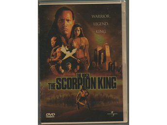 DVD - THE SCORPION KIND