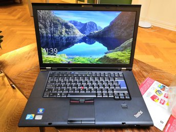 "Lenovo ThinkPad T510  15,6 "" Core i5 4GBMIN 500GBHDD"