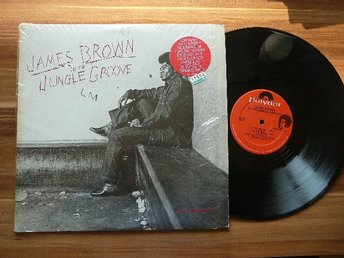 JAMES BROWN - IN THE JUNGLE GROOVE     2 LPS