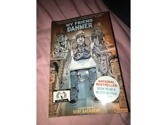 MY FRIEND DAHMER – GRAPHIC NOVEL