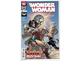 Wonder Woman 5th Series # 54 NM Ny Import