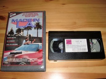 VHS: Made in L.A.