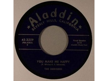 DODGERS - You Make Me Happy [7'' Vinyl] -