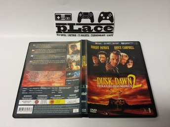 From Dusk Till Dawn 2 DVD