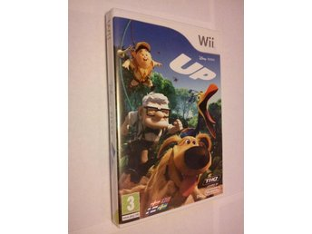 Wii: Disney, Pixar - UP - Svensksåld