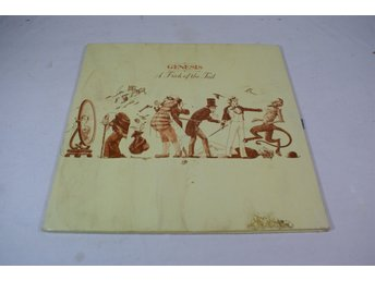 Genesis - Trick of the Tail LP