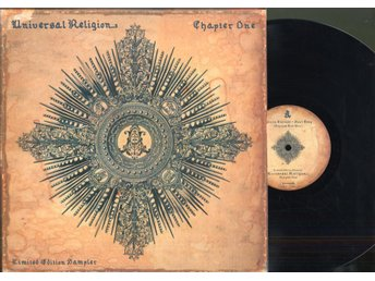 "VARIOUS - UNIVERSAL RELIGION CHAPTER ONE - 2 x 12"" MAXI"