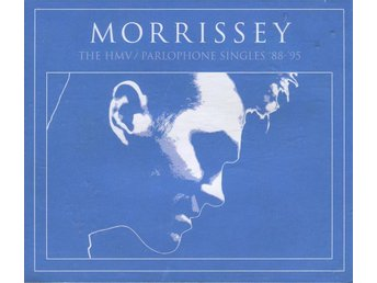 Morrissey singles Collection 2 CD