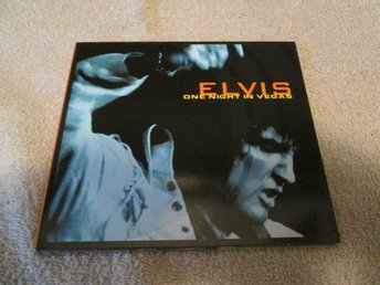 ELVIS PRESLEY - ONE NIGHT IN VEGAS  FTD-UTGÅVA 2000, ROCKABILLY, COUNTRY