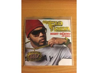 FLO RIDA - RIGHT ROUND - REMIXES - PROMO
