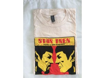 Ny! Star Trek 'Mirror Mirror' Tshirt Strl L Large Lootcrate Spock - Vänersborg - Ny! Star Trek 'Mirror Mirror' Tshirt Strl L Large Lootcrate Spock - Vänersborg