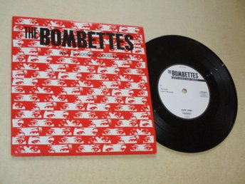 "The Bombettes (7"") - What's Cooking Good Looking ? SWE-2007"